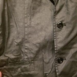 Armani Exchange Jackets & Coats - Armani exchange gray jacket